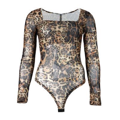 JAIMY Mesh leopard body