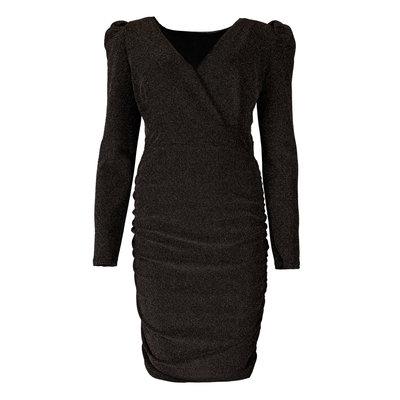 JAIMY Laurel sparkle dress black