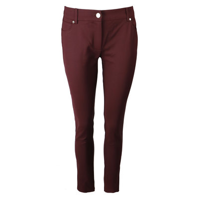 GUESS BY MARCIANO Pantalon bordeaux