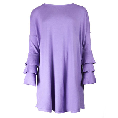 JAIMY SweaterDress Novalie lilac