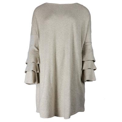 JAIMY SweaterDress Novalie beige melange