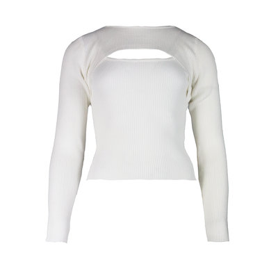 JAIMY More ways musthave top white