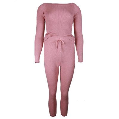 JAIMY Sparkle comfy set pink