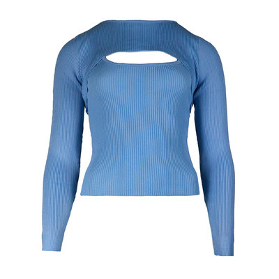 JAIMY More ways musthave top light blue