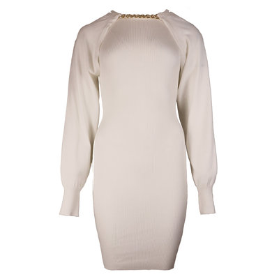 JAIMY More ways chain trend dress beige