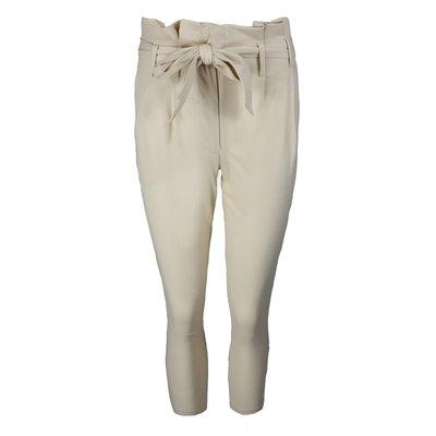 JAIMY Paperbag pants beige