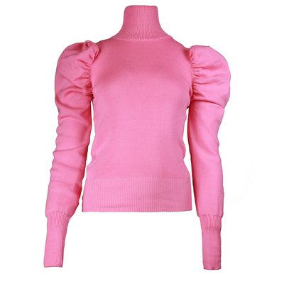JAIMY Sophie col top pink