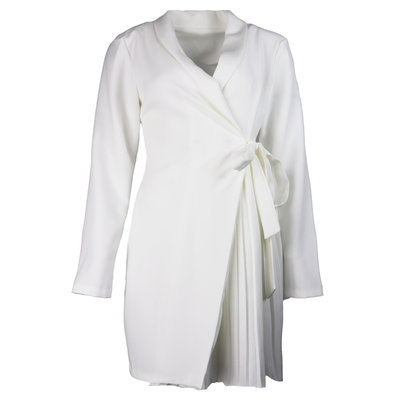 JAIMY Perfect blazer dress white