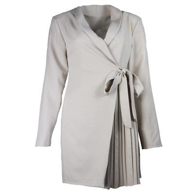 JAIMY Perfect blazer dress beige