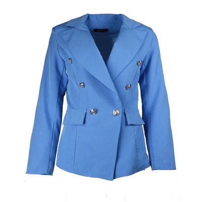 JAIMY Main luxe blazer blue