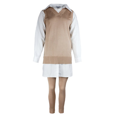 JAIMY Lexi spencer comfy set beige