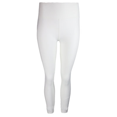 JAIMY LIMITED leather look legging white