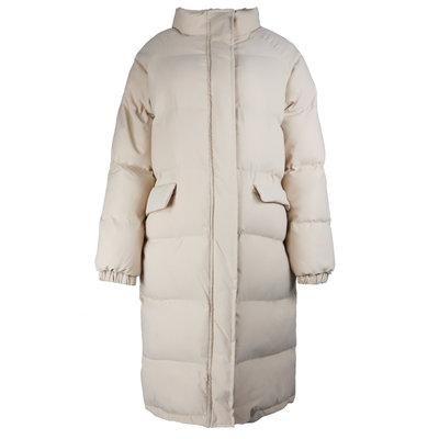 JAIMY Blogger musthave puffer coat beige