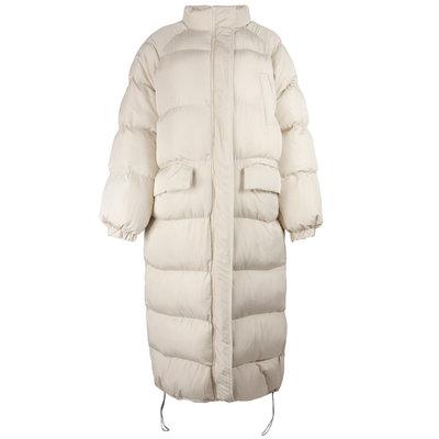 JAIMY Most beautiful puffer coat beige