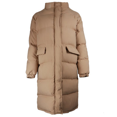 JAIMY Blogger musthave puffer coat camel