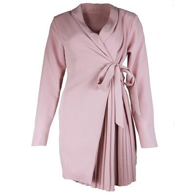 JAIMY Perfect blazer dress pink