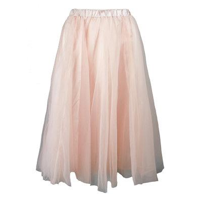JAIMY Tule skirt blush