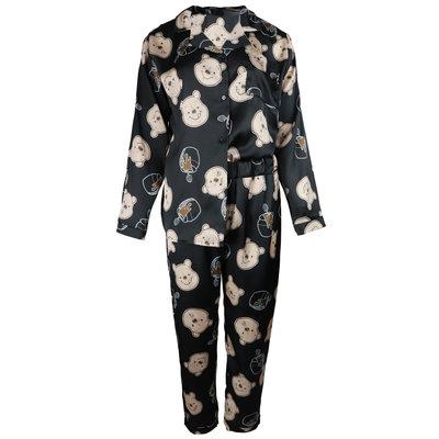 JAIMY Satin look pajamas winnie the pooh