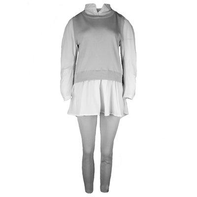 JAIMY Ashley blouse spencer comfy set grey