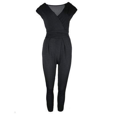 JAIMY Stretch jumpsuit black