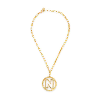 NIKKIE Benice necklace gold