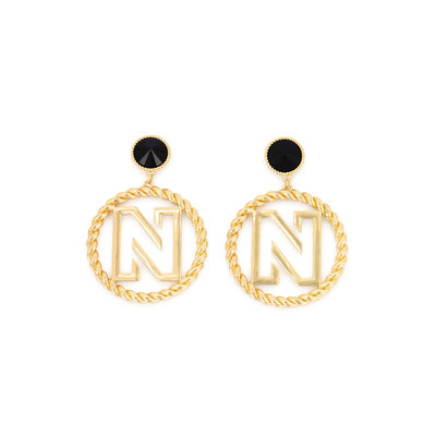 NIKKIE Benice earrings gold