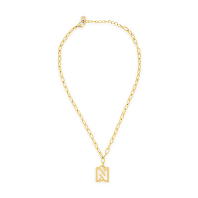 NIKKIE Brooke necklace gold
