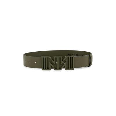 NIKKIE Bliss belt army green