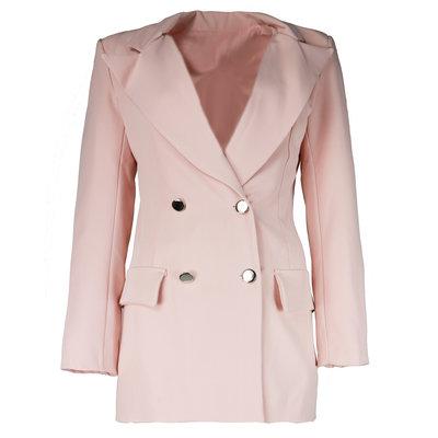 JAIMY Best basic blazer blush