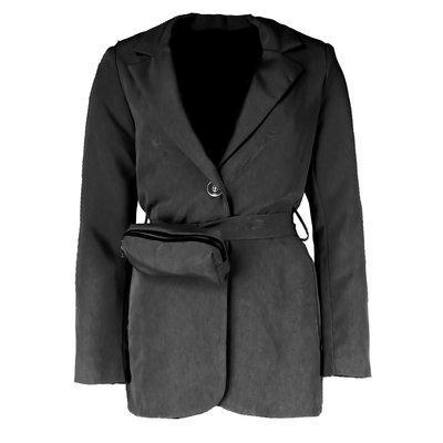 JAIMY Blazer with beltbag black