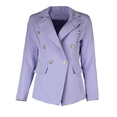 JAIMY MAIN LUXE blazer lilac