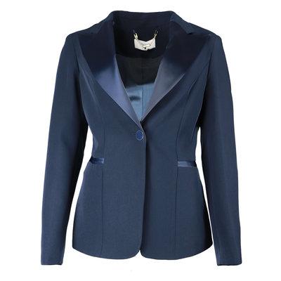 FRACOMINA Tailor jacket dark blue