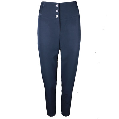 FRACOMINA High waist slim pants