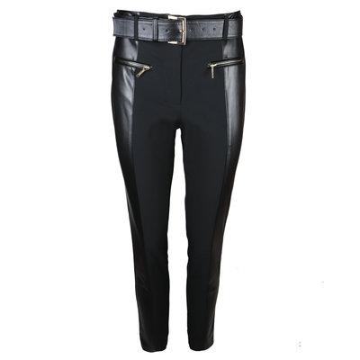 FRACOMINA Eco leather leggings