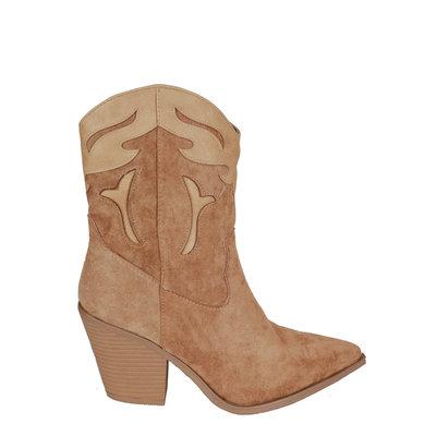 JAIMY Felice cowboy boots beige