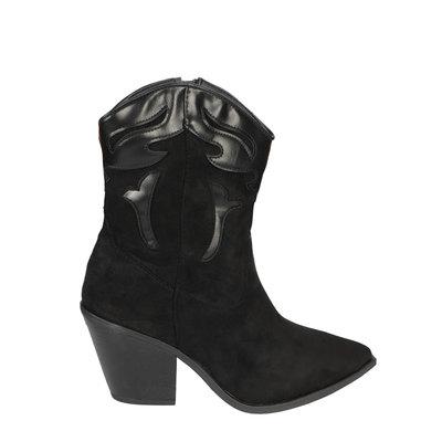 JAIMY Felice cowboy boots black
