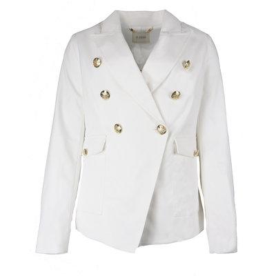 FRACOMINA Cargo jacket cream