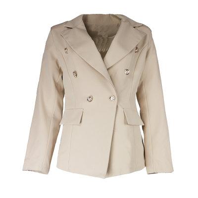 JAIMY MAIN LUXE blazer beige