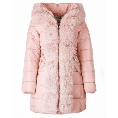 JAIMY Zoe winterjacket blush