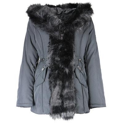 JAIMY Duffy jacket black