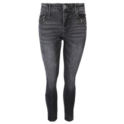 JAIMY Kiki diamond jeans grey