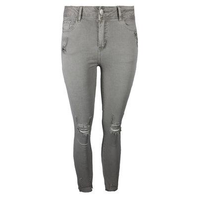 JAIMY Rachel light grey jeans