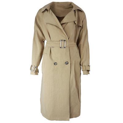 JAIMY Cara trench coat beige