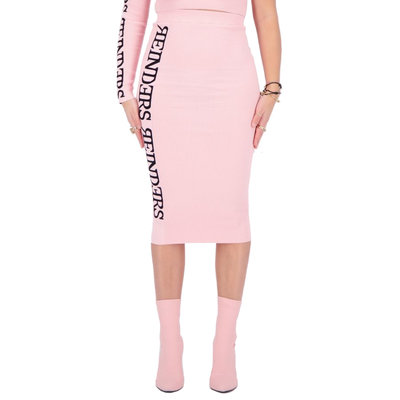 REINDERS Laila skirt baby pink
