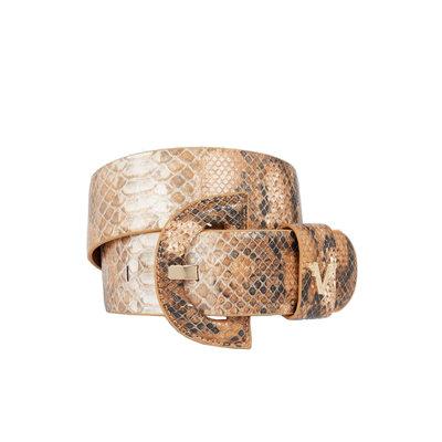 JOSH V Nick belt bronze snake