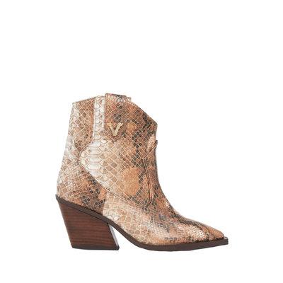 JOSH V Nienke boots bronze snake