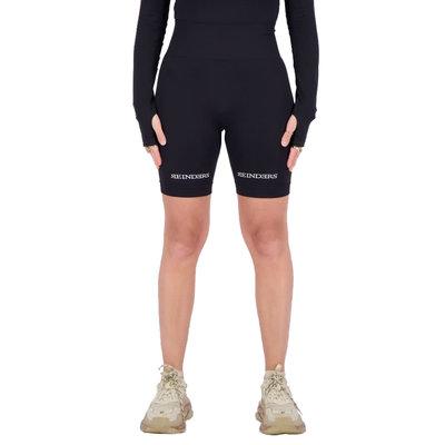 REINDERS Sport legging short reinders wording black