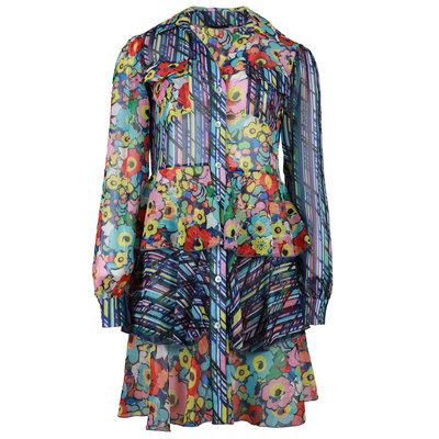 FRACOMINA Printed short dress