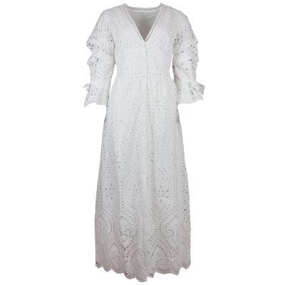 FRACOMINA Long dress white