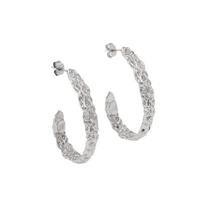 JOSH V Jony earrings silver